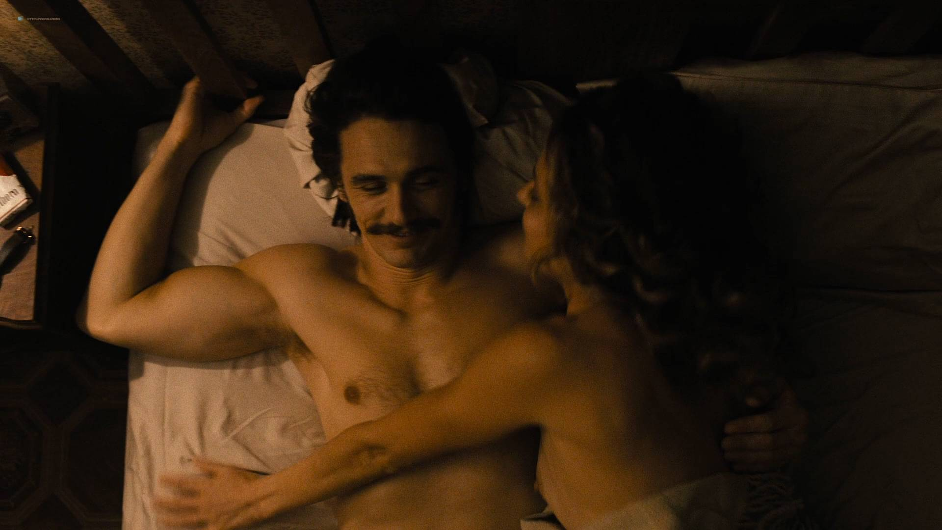 Maggie Gyllenhaal nude topless sex Margarita Levieva and Emily Meade nude - The Deuce (2017) s1e6 HD 1080p (7)