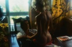 Olivia Pascal nude bush Bea Fiedler nude full frontal other's nude - Die Insel der tausend Freuden (DE-1978) (10)