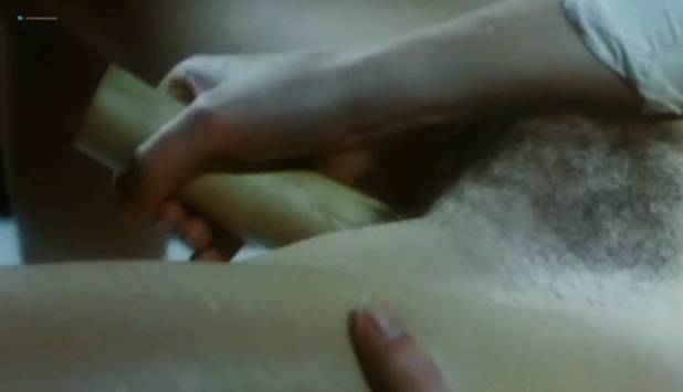 Olivia Pascal nude bush dildo Marina Pierro, Gina Rovere and others nude full frontal sex - Interno di un convento (IT-1978) (14)