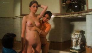 Olivia Pascal nude full frontal Uschi Zech, Eva Garden and other's nude too - Vanessa (DE-1977)