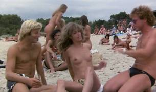 Olivia Pascal nude topless Betty Vergès, Bea Fiedler and others nude too - Summer Night Fever (DE-1978) (6)