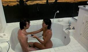 Olivia Pascal nude topless Betty Vergès, Bea Fiedler and others nude too - Summer Night Fever (DE-1978) (5)