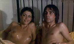 Olivia Pascal nude topless Betty Vergès, Bea Fiedler and others nude too - Summer Night Fever (DE-1978) (2)