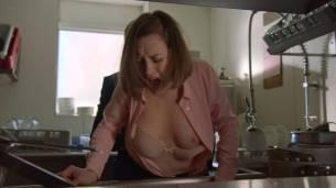 Rebecca Amzallag nude topless and sex - Slasher (2017) s2e6 HD 1080p Web (5)