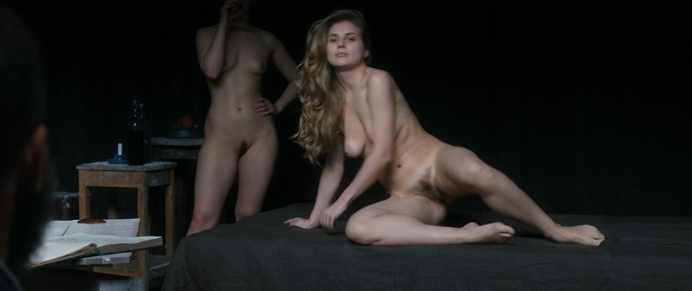 Izïa Higelin nude full frontal Magdalena Malina, Olivia Baes and other's nude bush - Rodin (FR-2017) HD 1080 BluRay