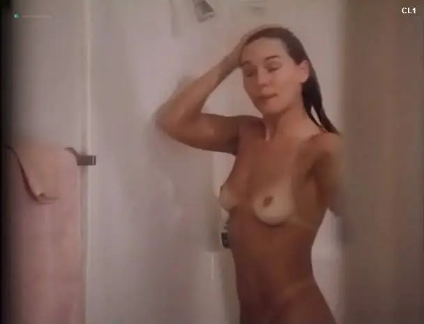 Tahnee Welch nude topless and sex Kathy Shower, Lee Anne Beaman nude sex too- Improper Conduct (1994) (12)
