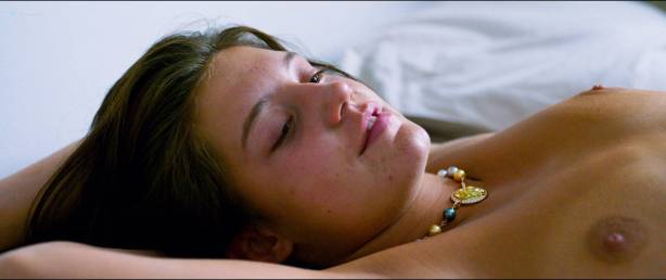 Adèle Exarchopoulos nude sex Solène Rigot and Adèle Haenel nude sex too - Orpheline (FR-2016) HD 1080p BluRay (7)