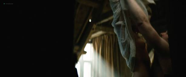 Alicia Vikander nude sex Holliday Grainger and Cara Delevingne nude sex too - Tulip Fever HD 1080p (2017) (17)