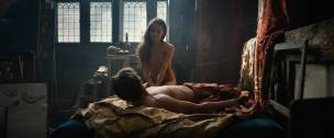 Alicia Vikander nude sex Holliday Grainger and Cara Delevingne nude sex too - Tulip Fever HD 1080p (2017) (2)