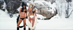 Allegra Carpenter hot bikini Ivana Korab hot and sex - Unnatural (2015) HD 1080p (8)