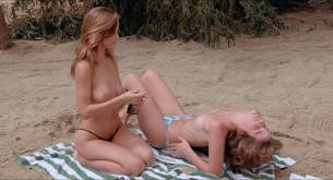 Amber Lynn nude full frontal and sex Crystal Breeze bush doggy style others nude and hot - Evils of the Night (1985) HD 1080p BluRay (13)