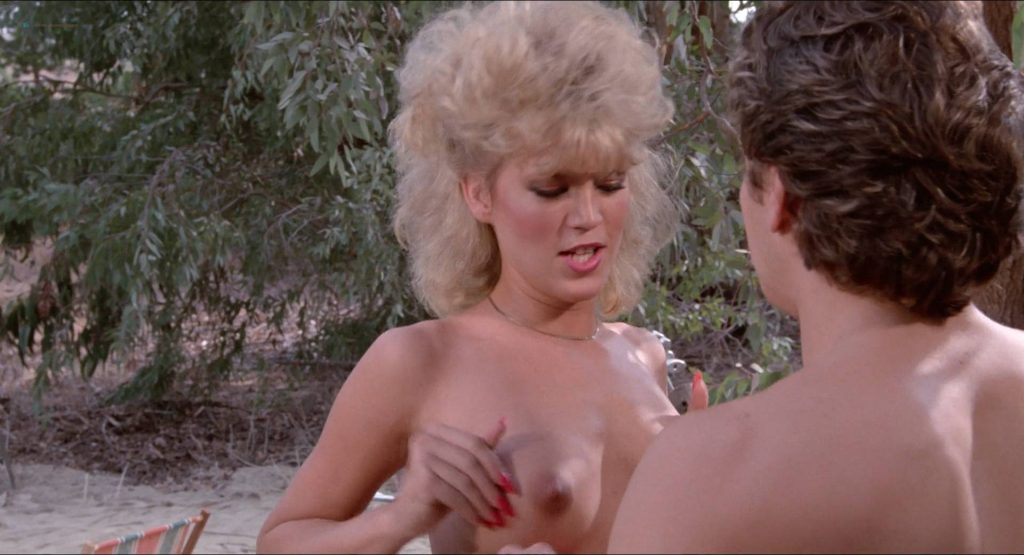 Amber Lynn nude full frontal and sex Crystal Breeze bush doggy style others nude and hot - Evils of the Night (1985) HD 1080p BluRay (10)