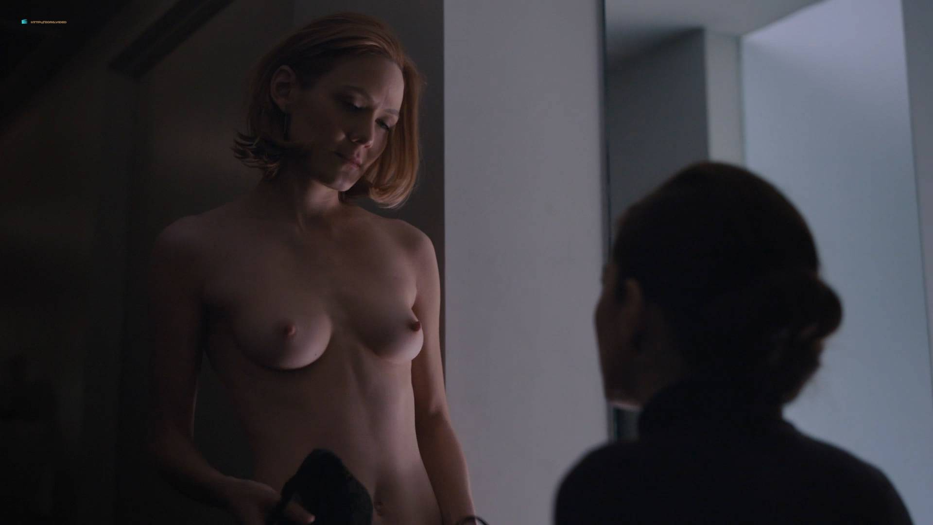 Anna Friel nude and lesbian sex with Louisa Krause - The Girlfriend Experience (2017) s2e3 HD 1080p Web (12)