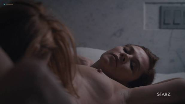 Anna Friel nude and lesbian sex with Louisa Krause - The Girlfriend Experience (2017) s2e3 HD 1080p Web (8)