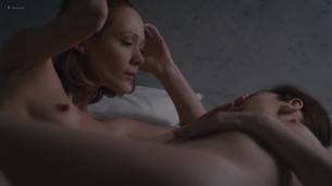 Anna Friel nude and lesbian sex with Louisa Krause - The Girlfriend Experience (2017) s2e3 HD 1080p Web (5)