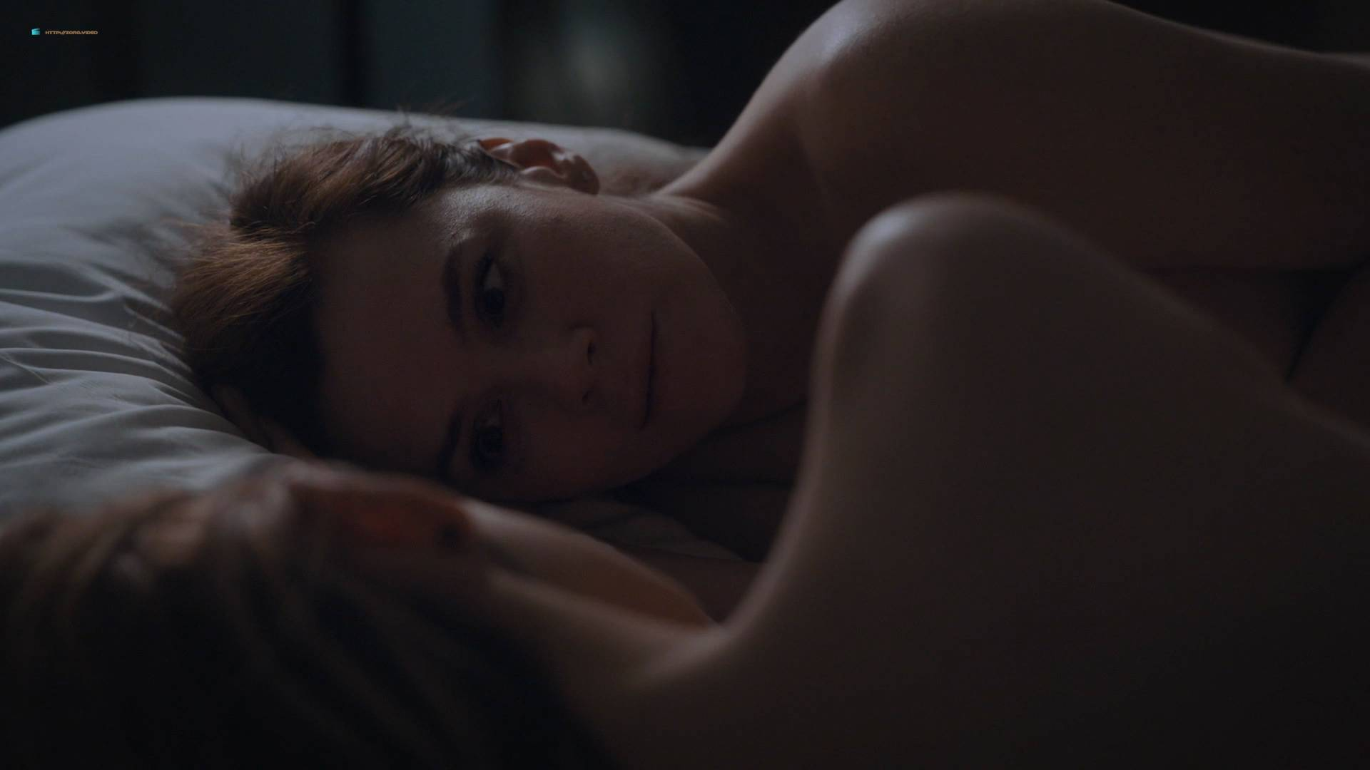 Anna Friel nude and lesbian sex with Louisa Krause - The Girlfriend Experience (2017) s2e3 HD 1080p Web (3)