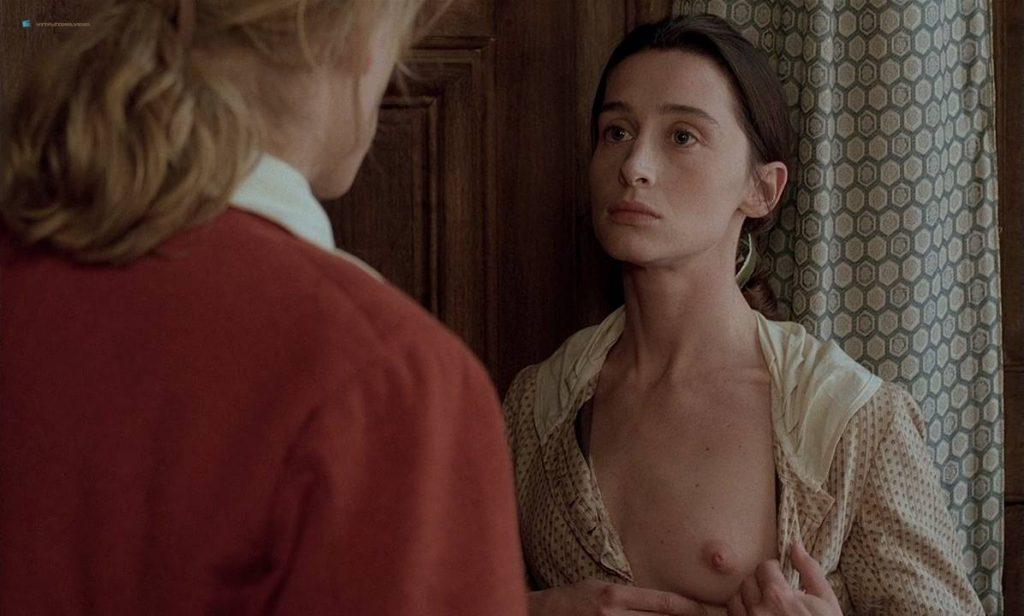 Anne Brochet nude full frontal and Carole Richert nude bush - Tous Les Matins Du Monde (FR-1991) HD 720p BluRay (12)