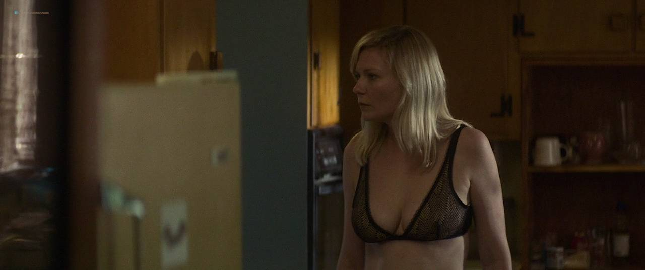 Kirsten Dunst hot sexy and busty - Woodshock (2017) HD 720p BluRay (7)
