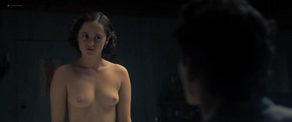 Maresi Riegner nude full frontal Larissa Breidbach nude bush Valerie Pachner nude - Egon Schiele: Tod und Mädchen (AT-2016) HD 1080p BluRay (15)