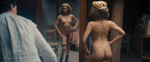 Maresi Riegner nude full frontal Larissa Breidbach nude bush Valerie Pachner nude - Egon Schiele: Tod und Mädchen (AT-2016) HD 1080p BluRay (10)