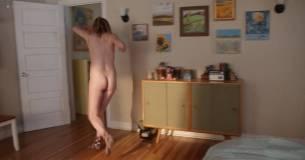 Maria Bamford nude full frontal, bush, boobs and butt - Lady Dynamite (2016) s1e1 HD 720p Web (4)