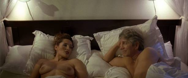 Nataliya Joy Prieto nude topless Jess Webb and Shayla Beesley nude too - Spreading Darkness (2017) HD 1080p (9)