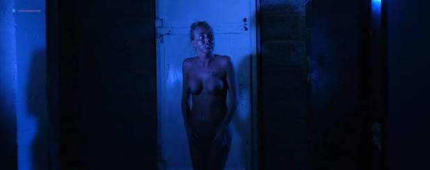 Raven Lee nude full frontal and Charlene Marie nude bush- Hellriser (UK-2017) (2)