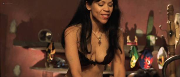 Rosie Perez nude sex Aimee Graham nude hot sex Jessie Faller boobs - Perdita Durango (MX-1997) HD 1080p (15)