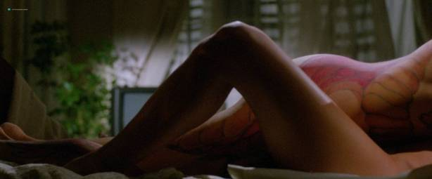 Yoko Shimada nude and sex Julie Condra hot - Crying Freeman (1995) HD 1080p BluRay (14)