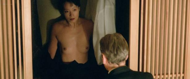 Yoko Shimada nude and sex Julie Condra hot - Crying Freeman (1995) HD 1080p BluRay (9)