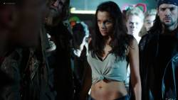 Christina Ochoa hot sexy and sex in the car - Blood Drive (2017) s1e1-2 HD 1080p (16)