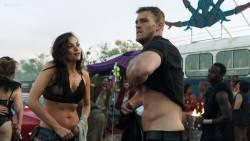 Christina Ochoa hot sexy and sex in the car - Blood Drive (2017) s1e1-2 HD 1080p (8)