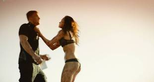 Christina Ochoa hot sexy and sex in the car - Blood Drive (2017) s1e1-2 HD 1080p (3)