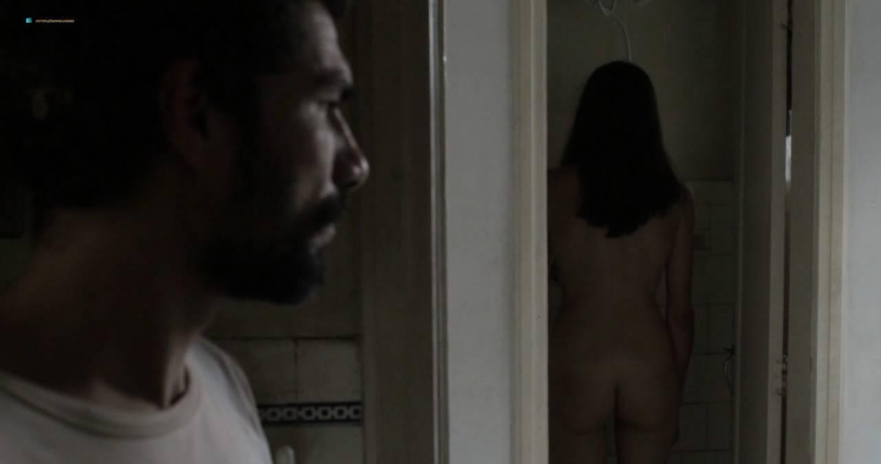 Clara Choveaux nude full frontal explicit bj - Elon Nao Acredita na Morte (BR-2016) HD 720p WEB (17)