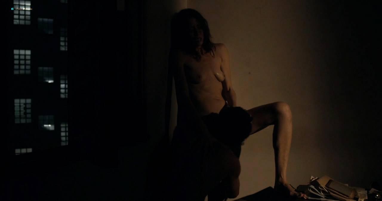 Clara Choveaux nude full frontal explicit bj - Elon Nao Acredita na Morte (BR-2016) HD 720p WEB (3)