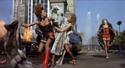Darlanne Fluegel nude topless Lisa Taylor and Rita Tellone nude topless too - Eyes of Laura Mars (1978) HD 1080p BluRay (14)