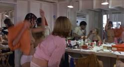 Darlanne Fluegel nude topless Lisa Taylor and Rita Tellone nude topless too - Eyes of Laura Mars (1978) HD 1080p BluRay (9)