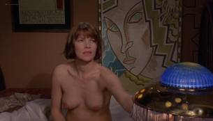 Glenda Jackson nude topless and sex Sharon Gurney, Jennie Linden nude topless and butt - Women in Love (UK-1969) HD 1080p BluRay (9)