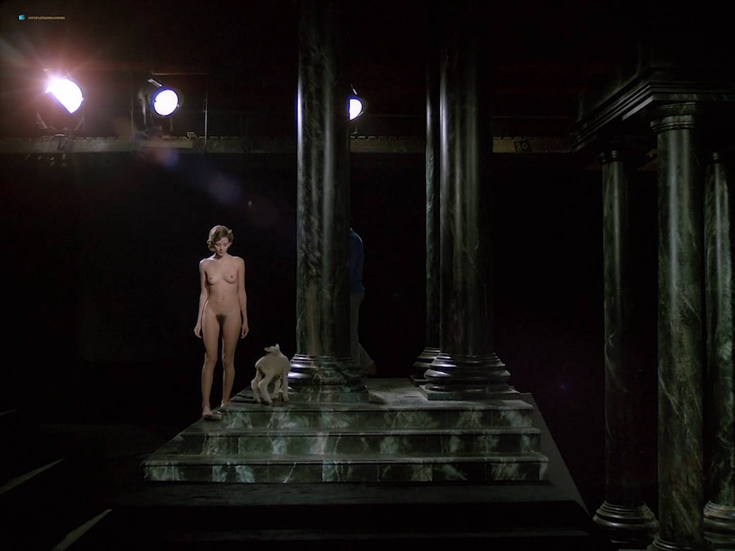 Isabelle Huppert nude Myriem Roussel nude full frontal others nude too - Passion (FR-1982) HD 1080p BluRay (6)