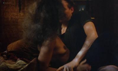 Karin Boyd nude topless and bush in hot sex scene - Mephisto (DE-1981) HD 1080p BluRay (14)