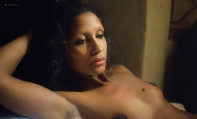 Karin Boyd nude topless and bush in hot sex scene - Mephisto (DE-1981) HD 1080p BluRay (2)