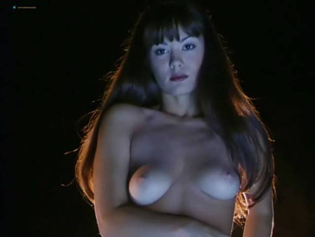 Kathleen Kinmont nude topless, butt and sex Meilani Paul and Lisa Marie Scott nude topless - The Corporate Ladder (1997) (16)