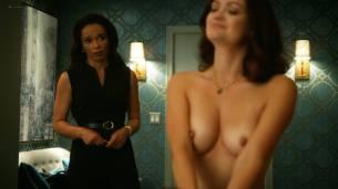 Leah McKendrick nude topless KaDee Strickland hot pokies - Shut Eye (2017) s2e8 HD 1080p (4)
