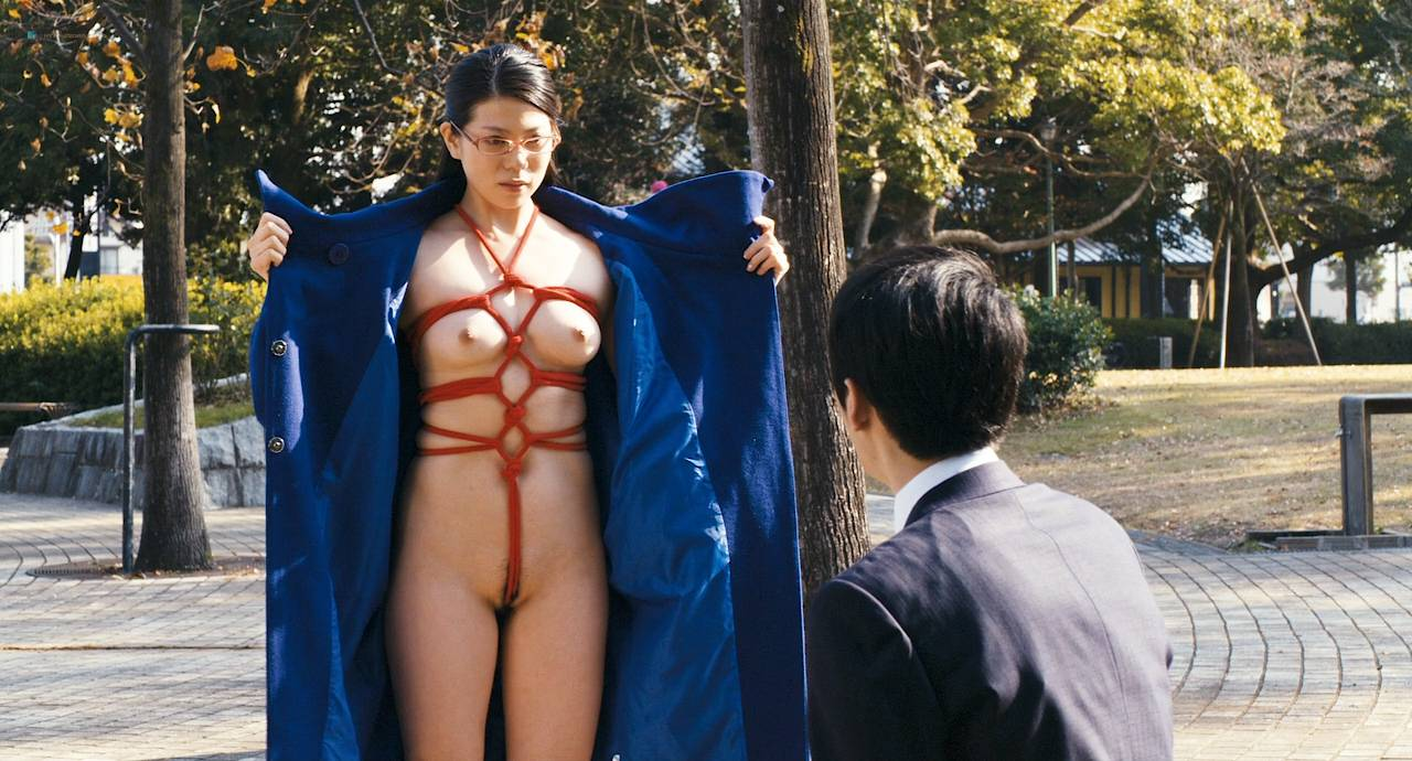 Maiko Amano nude bush Noriko Hamada and Rina Sakuragi nude full frontal - Hana to hebi Zero (JP-2014) HD 720p (13)
