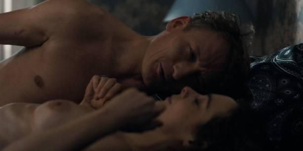 Maja Schöne nude sex Deborah Kaufmann topless Gina Alice Stiebitz nude - Dark (2017) s1 HD 1080p Web (9)