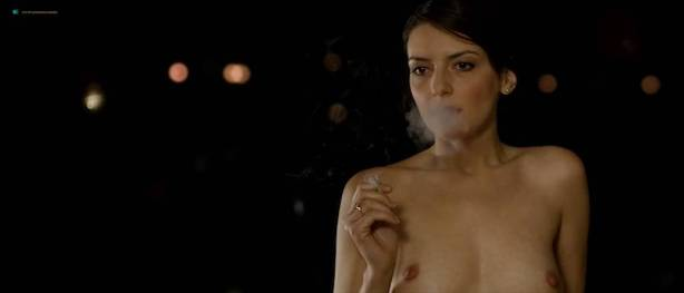 Marina Gera nude full frontal Nóra Hörich nude sex bondage - Free Fall (HU-2014) (9)