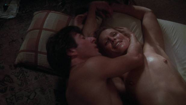 Marthe Keller nude topless - Marathon Man (1976) HD 1080p BluRay (4)