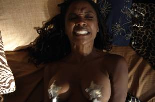 Shanola Hampton and Isidora Goreshter hot lesbian sex and threesome – Shameless (2017) s8e6 HD 1080p