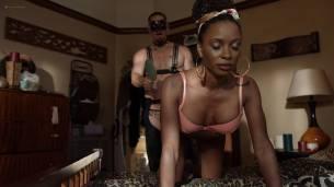 Shanola Hampton hot sexy and sex doggy style – Shameless (2017) s8e7 HD 720-1080p (6)