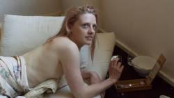 Charlotte Best nude side boob and Stephanie King nude topless - Teenage Kicks (AU-2016) HD 1080p (7)